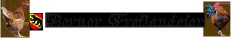 Berner Freilandeier Logo